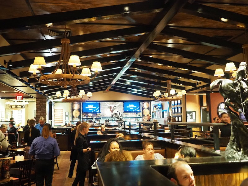 Longhorn Steakhouse Opens At Fashion Square Mall Tasty