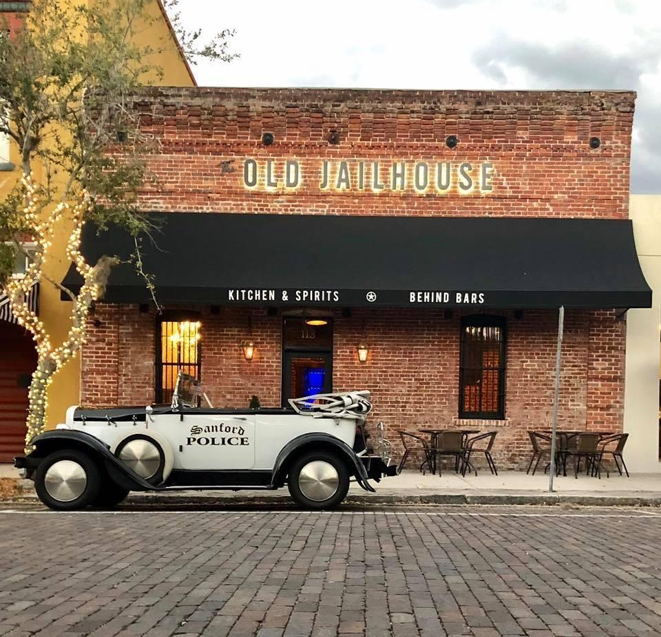 The Old Jailhouse Sanford Restaurant In