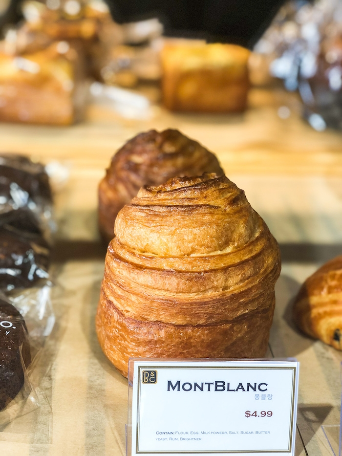 New French and Korean Artisan Bakery – Bread & Co – now open