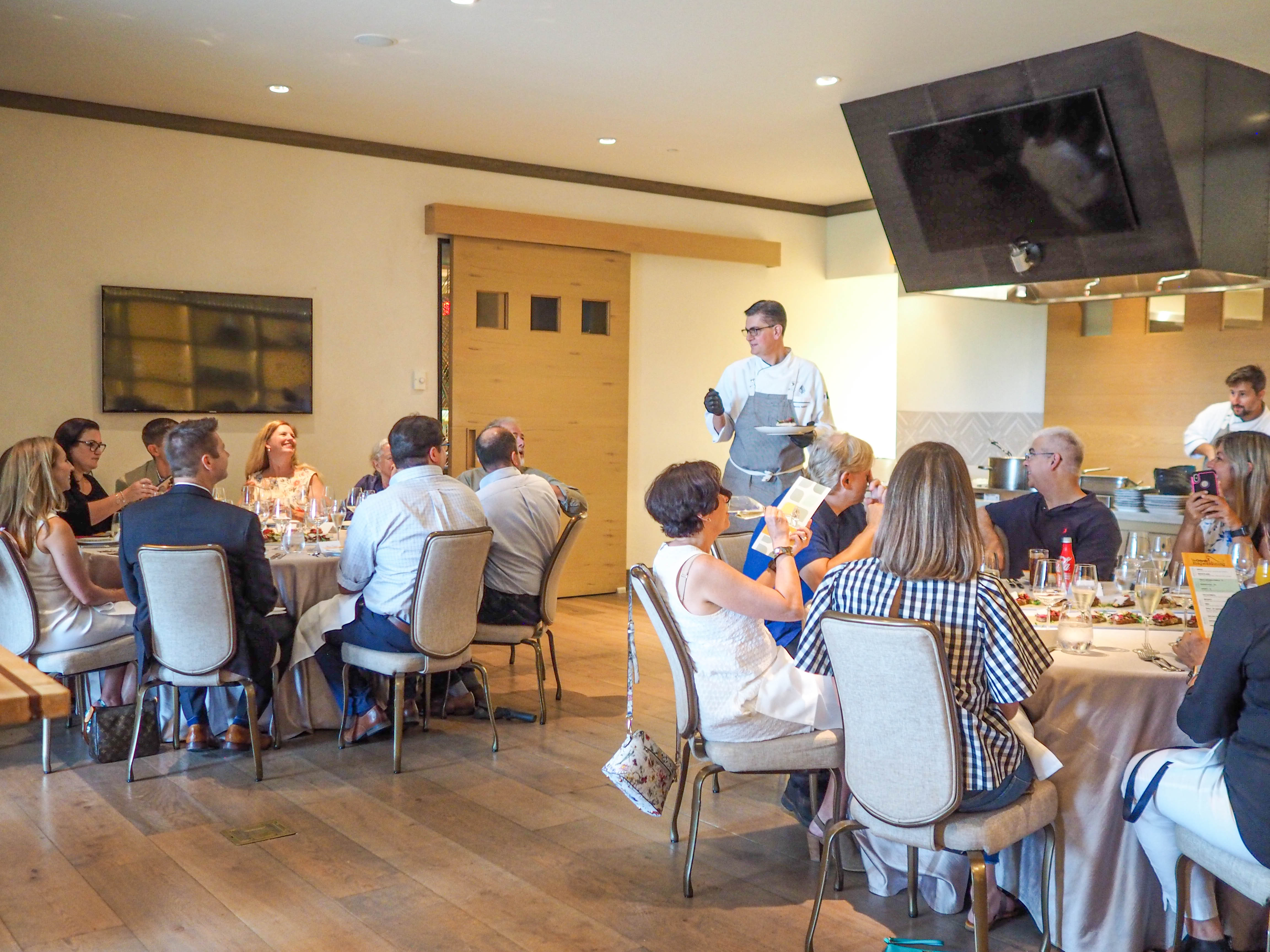 First Look Inside Ravello S 2019 Magical Dining Menu