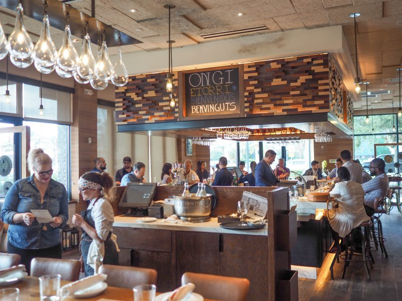 First Look Inside Bulla Gastrobar S 2019 Magical Dining