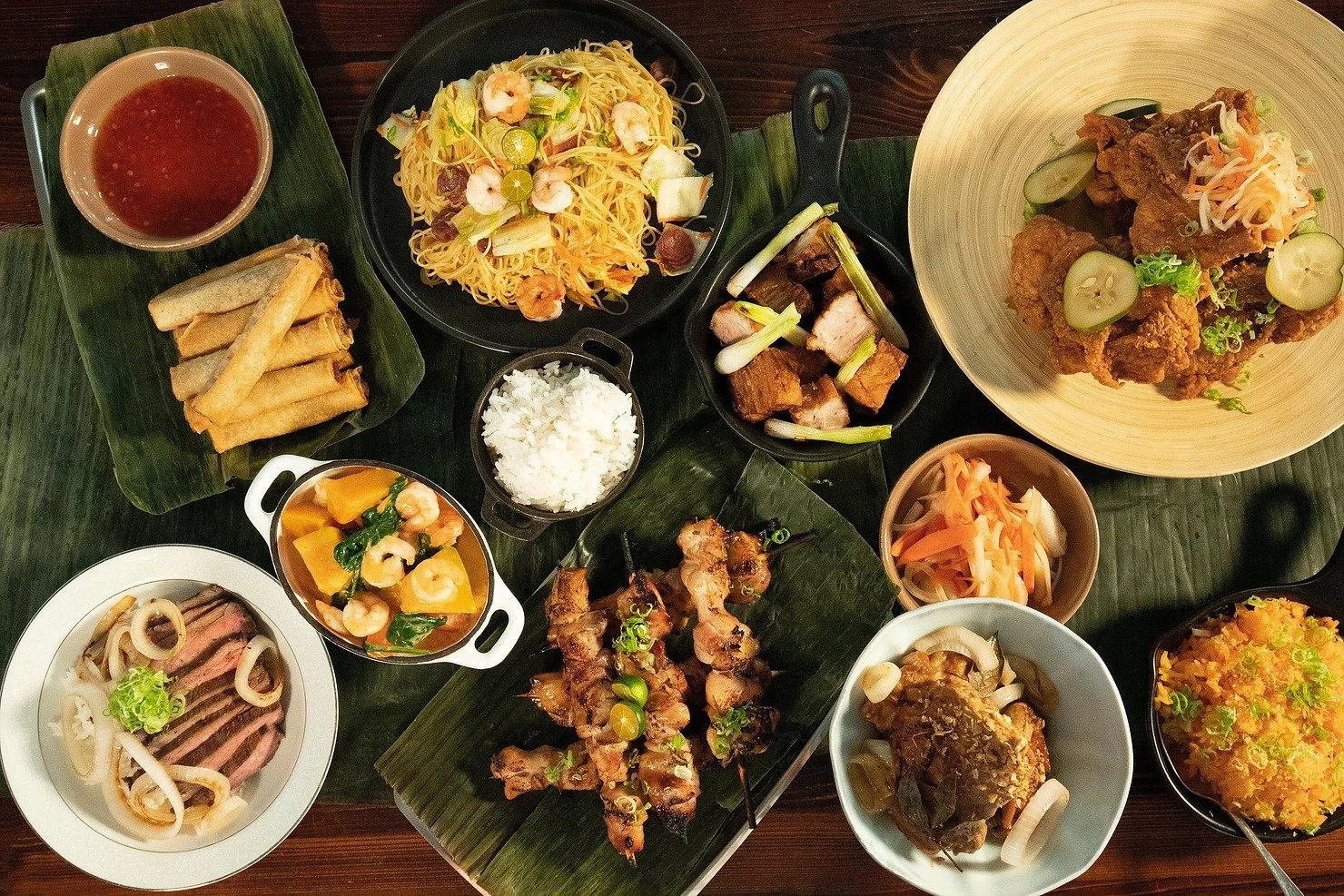 The Chinita Chefs Filipino Special Cuisines
