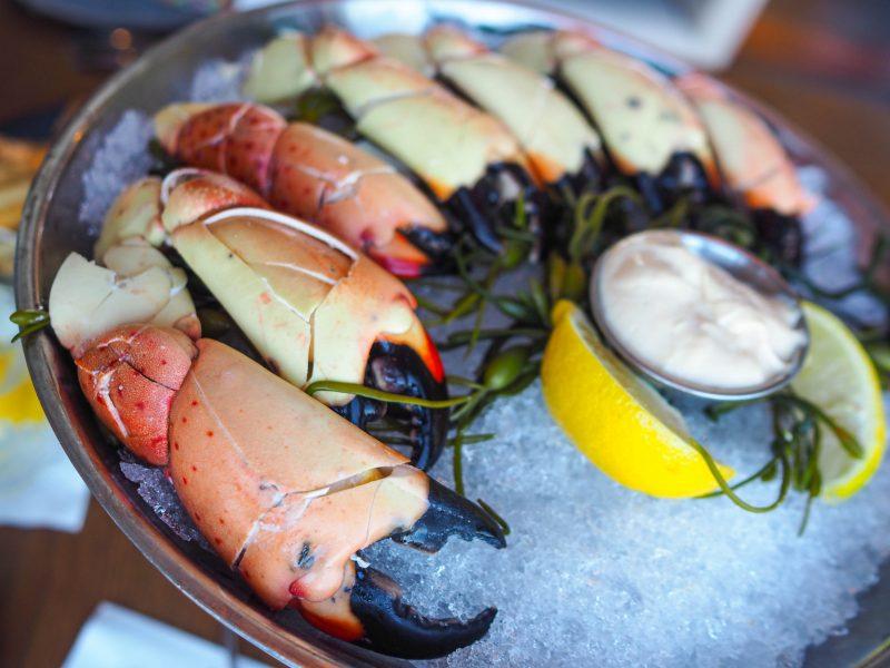 Paddlefish Stone Crabs