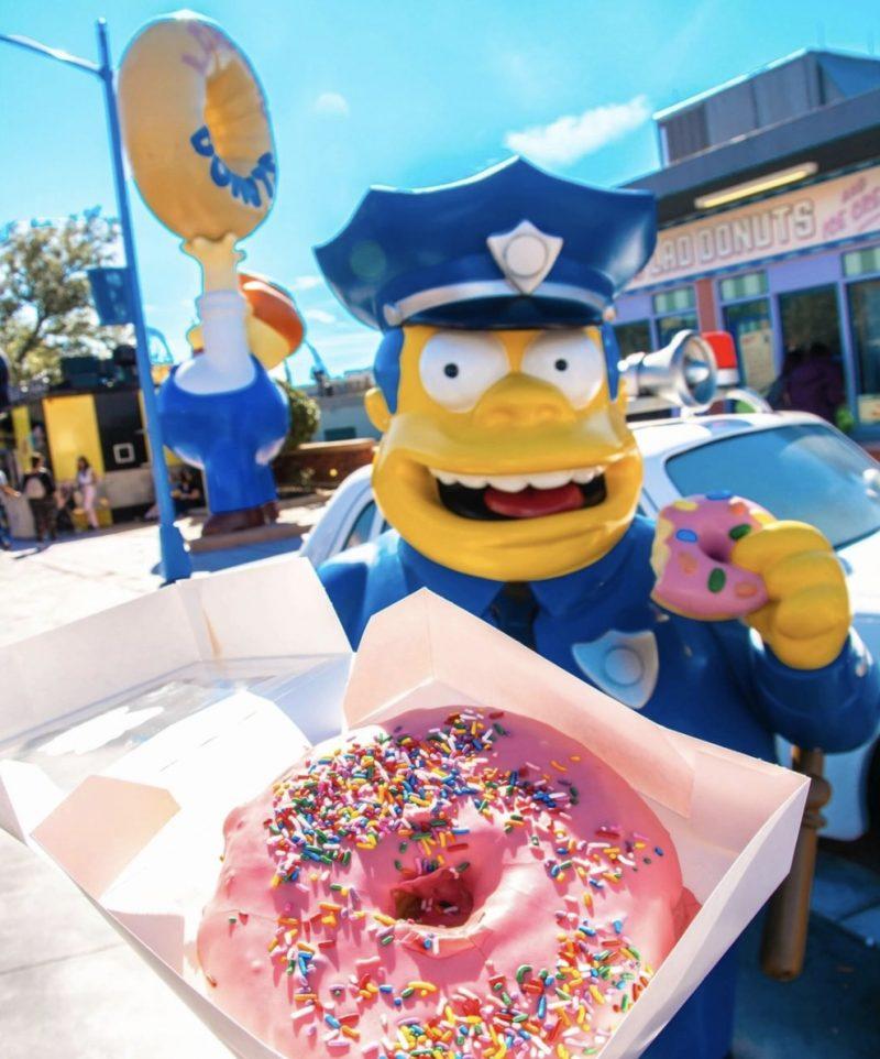 Lard Lad Donut at Universal