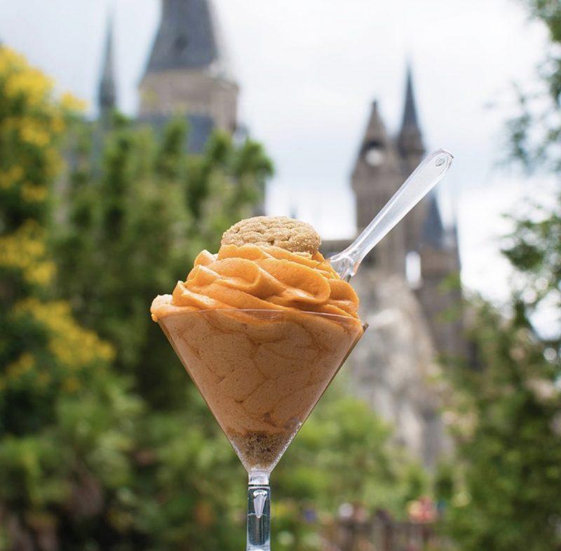 No Melt Ice-Cream Harry Potter