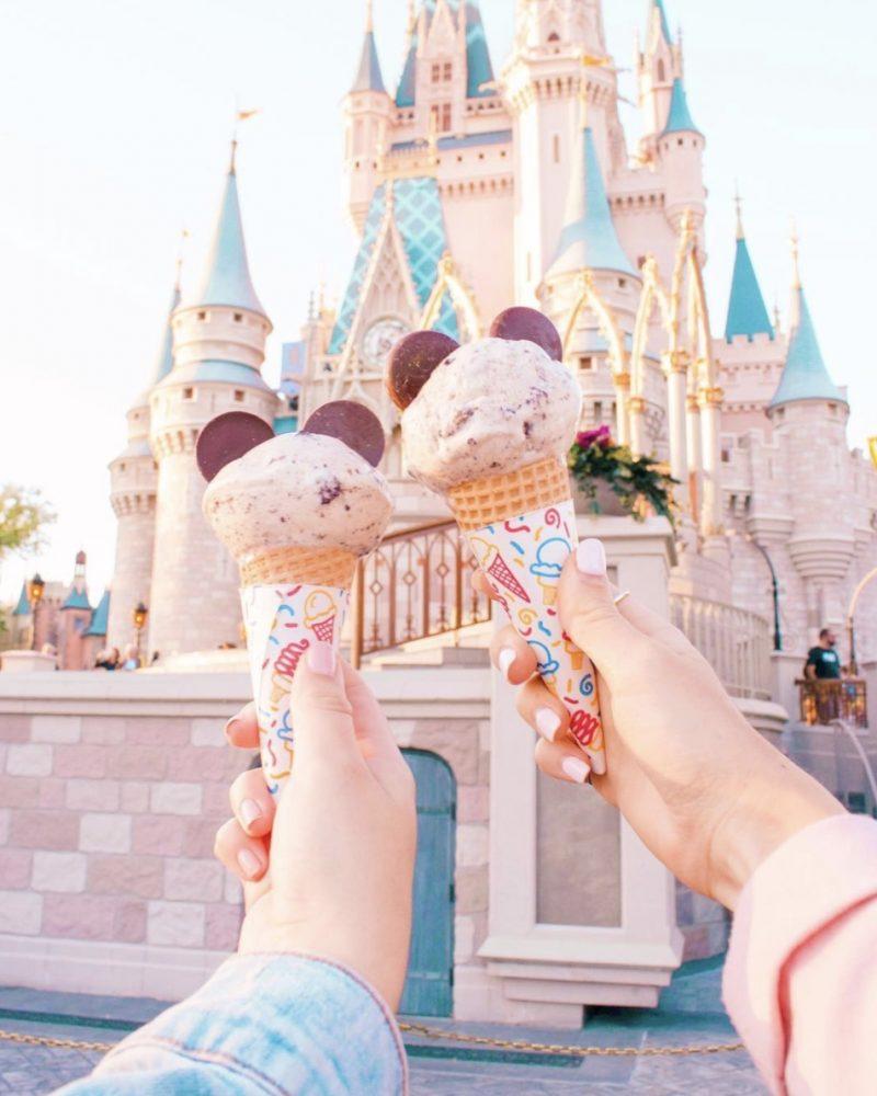 Plaza Ice-Cream Parlour Magic Kingdom