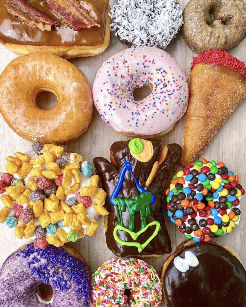 Voodoo Doughnuts at Universal Orlando