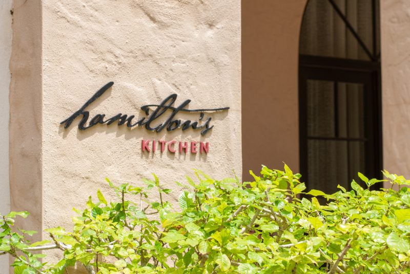 Inside Look Brunch At Hamilton S Kitchen The Alfond Inn Tasty Chomps A Local S Culinary Guide